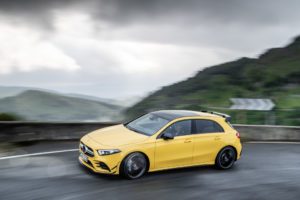 【DEBUT】話題のAクラスに、306psを誇る「メルセデスAMG A35 4MATIC」が誕生! - Der neue Mercedes-AMG A 35 4MATIC: Neuer Einstieg in die Welt der Driving PerformanceThe new Mercedes-AMG A 35 4MATIC: New entry-level model opens up the world of driving performance