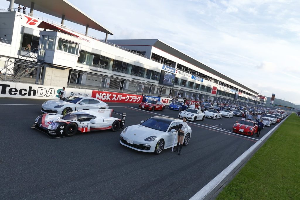 「Porsche Sportscar Together Day 2019」、6月15〜16日に富士で開催