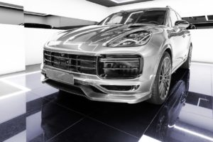 - TECHART engine powerkit for the Cayenne_21