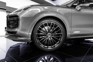 - TECHART engine powerkit for the Cayenne_17