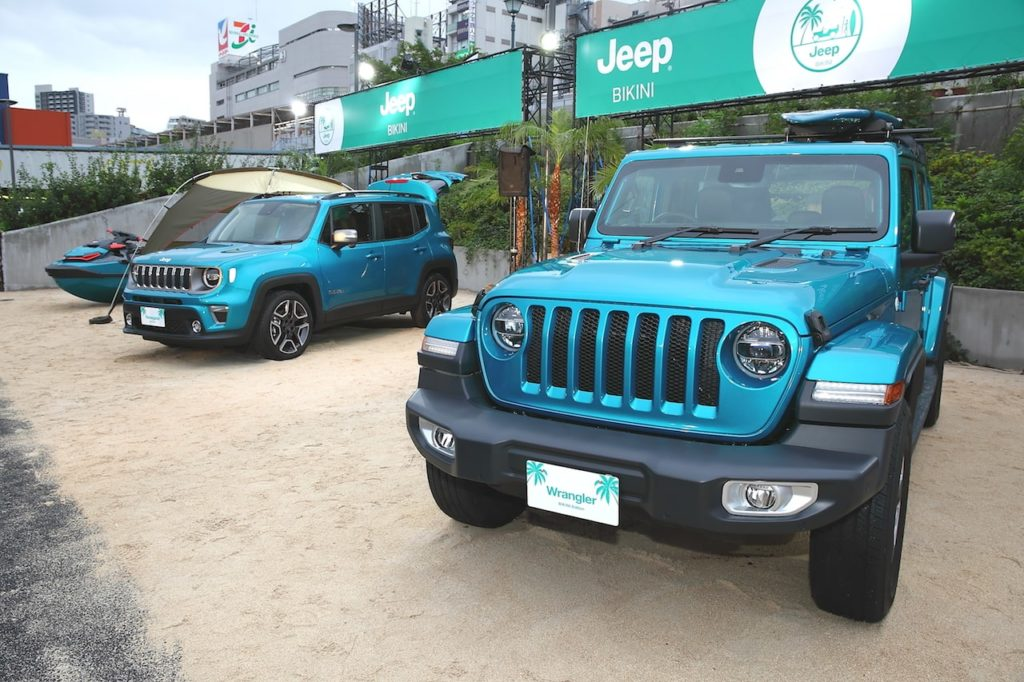 Jeep Wrangler Unlimited BIKINI Edition_Jeep Renegade BIKINI Edition