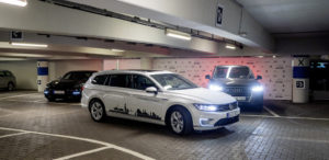 - No more searching for parking spaces. The Volkswagen Group tests