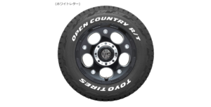 TOYO TIRES、SUV用タイヤ「OPEN COUNTRY R/T」のサイズラインナップを拡充 - GQW_Dunlop_Open_Country_R:T_05
