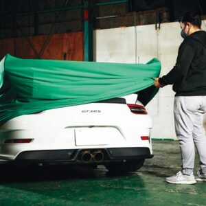 NEIGHT BODY COVER for PORSCHE 911 GT3 RS